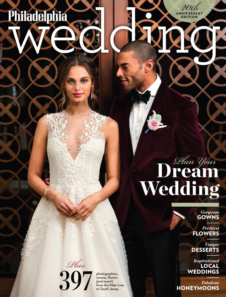b14e6dbd70 Here's a Sneak Peek of Philadelphia Wedding's Fall/Winter 2016 Issue ...