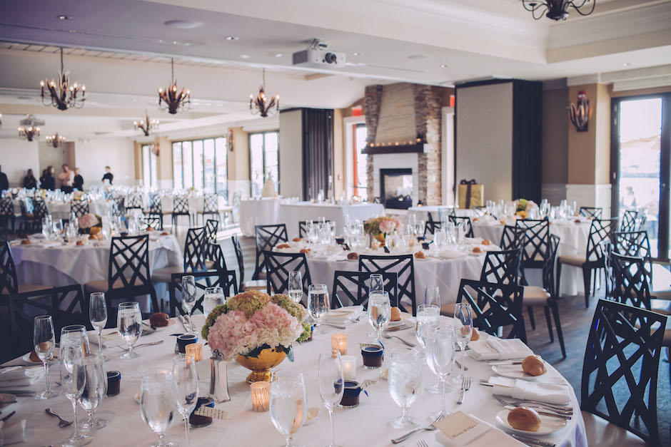Best Jersey Shore Wedding Venues: Reeds at Shelter Haven. Photo by Danielle Nowak.