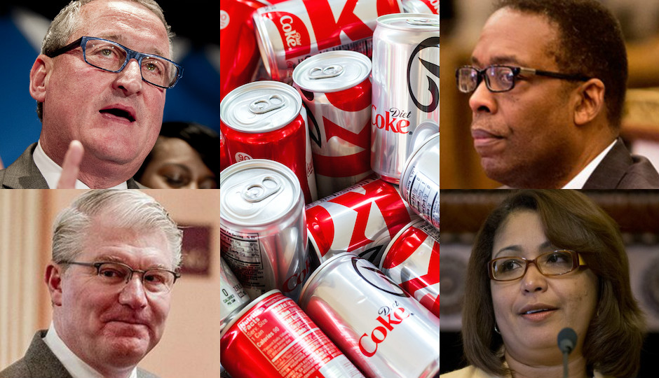 Soda Tax Battle