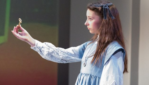 The Secret Garden's run was extended through Sunday. Photo by Mark Gavin