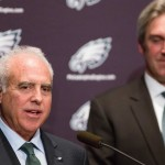 Jeffrey Lurie and Doug Pederson. (USA Today Sports)