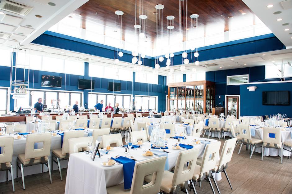 Best Jersey Shore Wedding Venues: The Windrift. Photo by Tina Markoe.