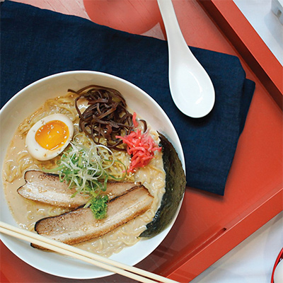 Ai Ramen is now open at Liberty Place