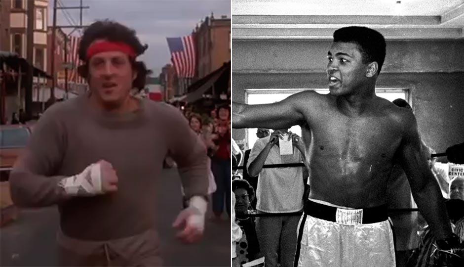 Rocky - Muhammad Ali