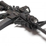 Photo of an AR-15 rifle. (iStock)