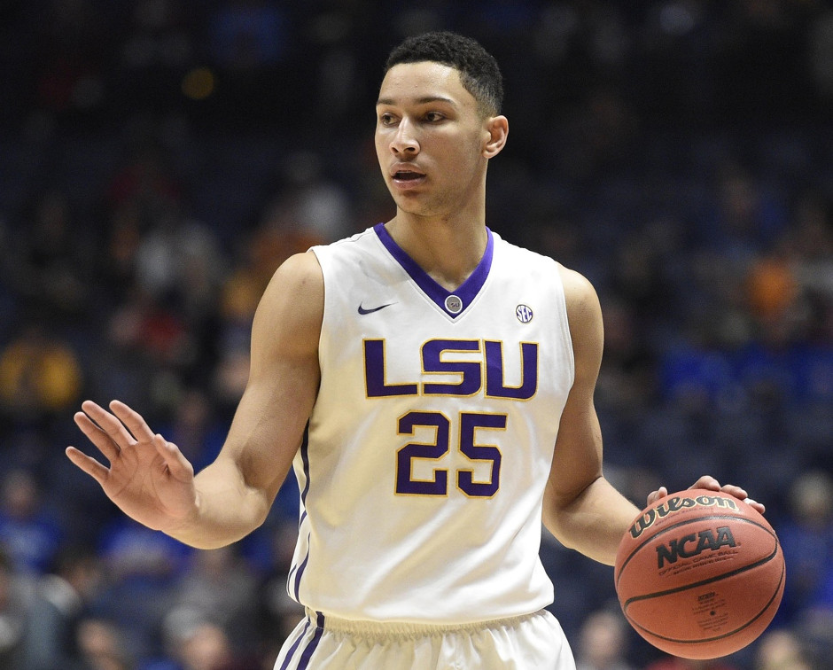 Is Ben Simmons not working out for the Sixers a big deal?   Christopher Hanewinckel-USA TODAY Sports