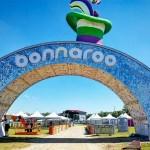 The Bonnaroo Music Festival entryway | Photo by Nikolaus Freedman