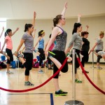 A pop-up workout at Be Well Philly Boot Camp | Photo by JPG Photography