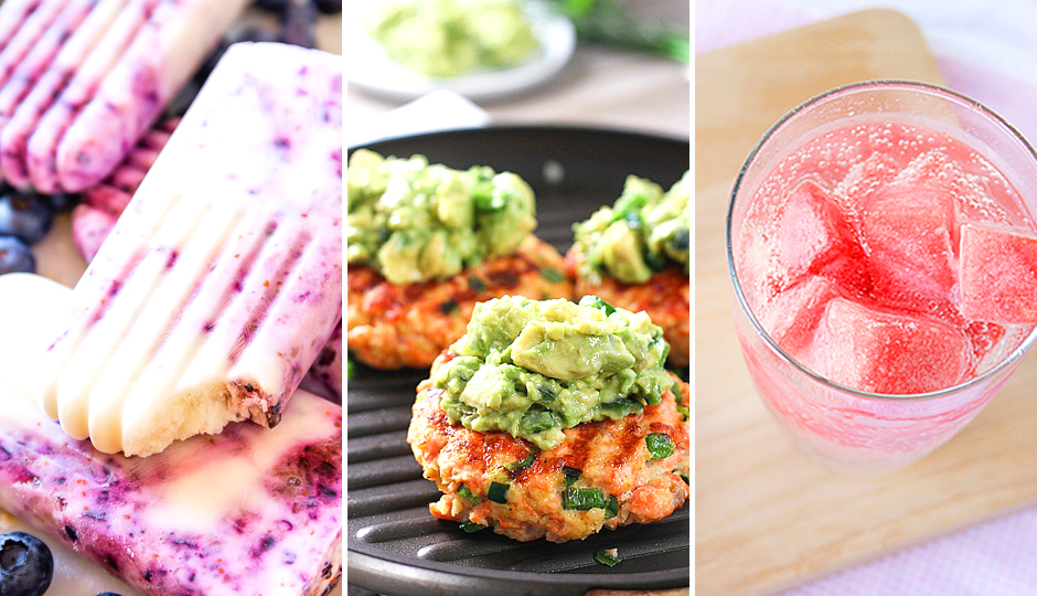 healthier cookout recipes