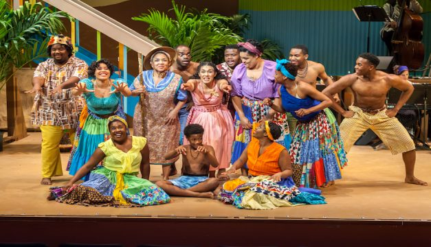 Jamaica is at New Freedom Theatre through Sunday. Photo by Ethimo Foto