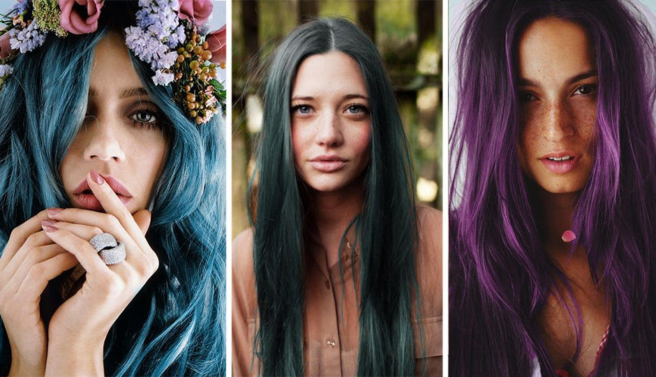 Jewel Toned Hair Tips How To Make Your Color Last Shoppist