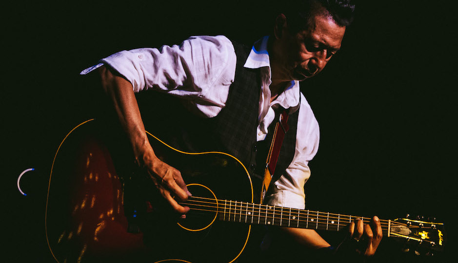 Alejandro Escovedo Photographed by Chris Sikich