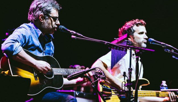 Flight of the Conchords Photographed by Chris Sikich