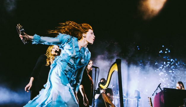 Florence + The Machine Photographed by Chris Sikich