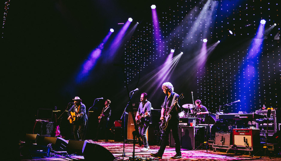 Wilco Photographed by Chris Sikich