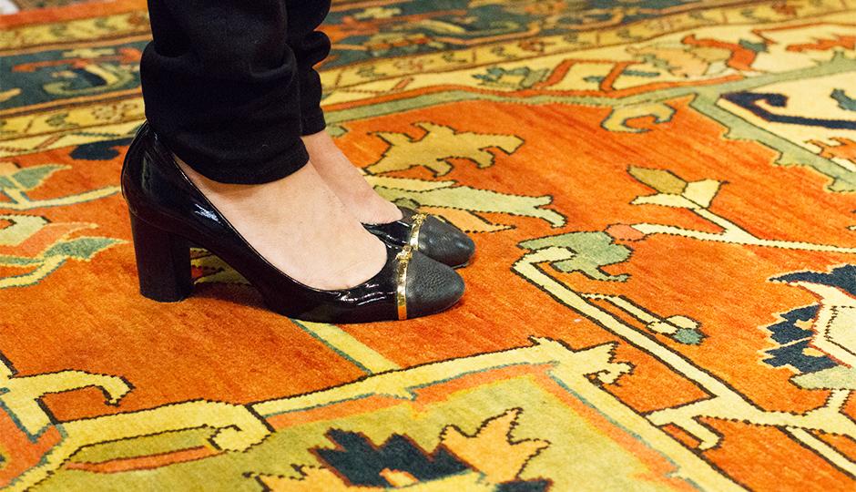 persian rug showroom3