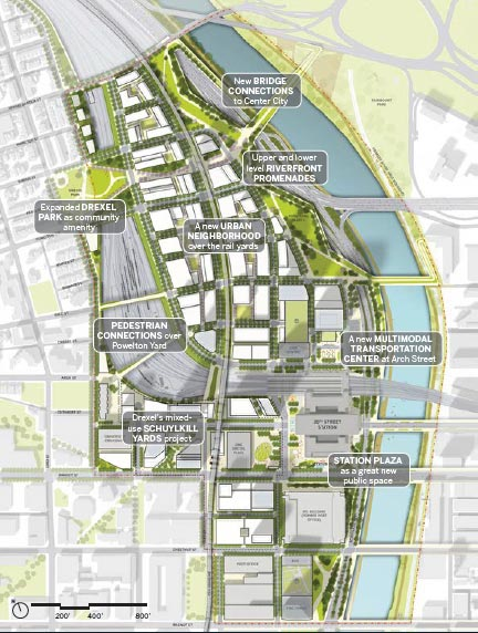 30th Street Station Development Plans Announced