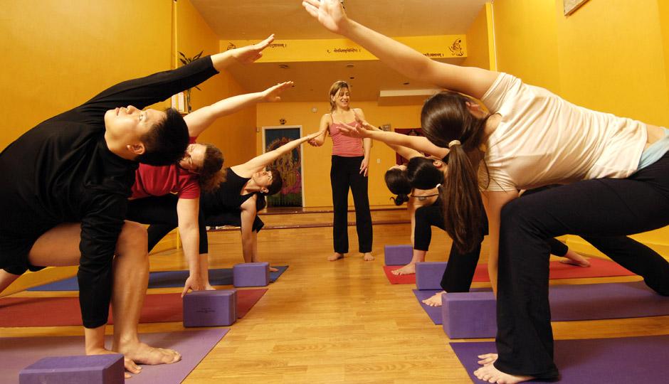 Wake Up Yoga | Photo courtesy Corina Benner