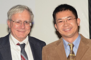 Haim Bau and Changchun Liu Courtesy: University of Pennyslvania