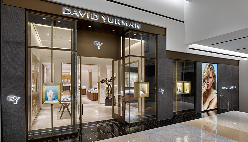 David Yurman Store locator David Yurman store locator displays list of stores in neighborhood, cities, states and countries. Database of David Yurman stores, factory stores and the easiest way to find David Yurman store locations, map, shopping hours and information about brand.