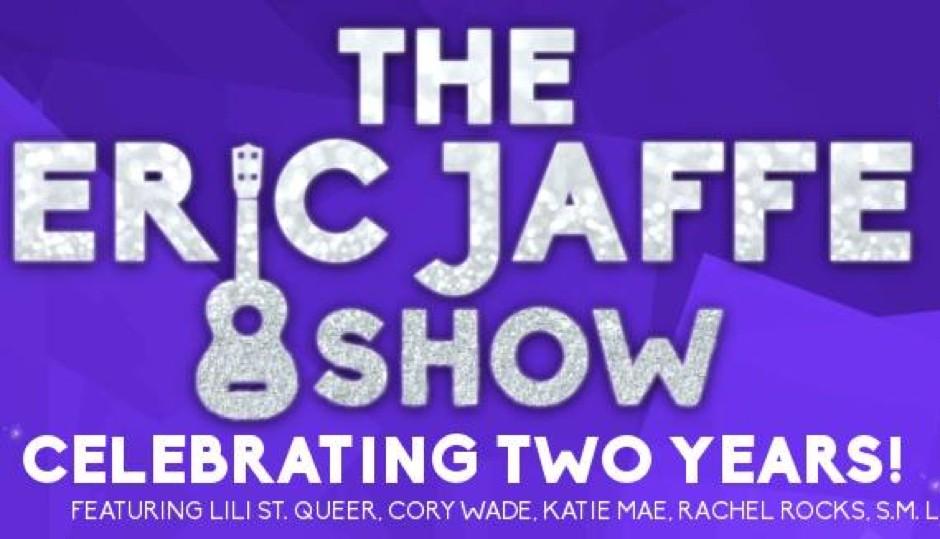 """World ukulele champion, Eric Jaffe, presents, """"The Eric Jaffe Show!"""""""
