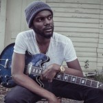 Gary Clark Jr. plays the BB&T Pavilion on Saturday. Photo by Frank Maddocks