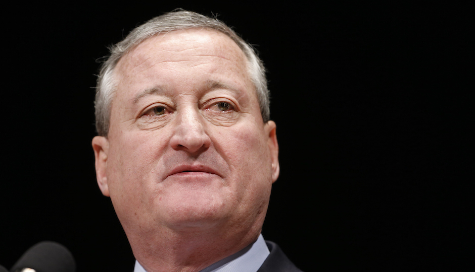 Jim Kenney. (AP Photo/Matt Rourke)