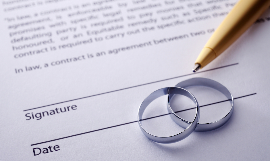 Legal Marriage