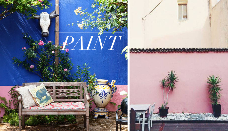 STEP UP YOUR PATIO GAME PAINT