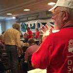 Democratic Socialist Caucus at William Way LGBT Community Center | Photo by Jared Brey