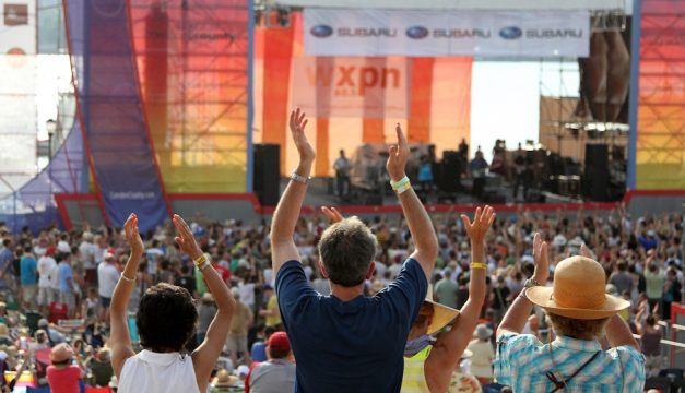 The XPoNential Music Festival is July 22-24.