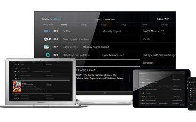 Comcast's X1 setup