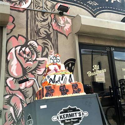 Happy Birthday to Kermit's Bake Shoppe   Foobooz