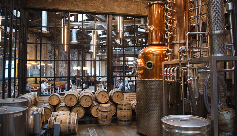 la colombe distillery 940
