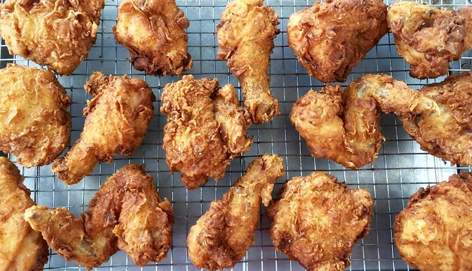 Fried chicken will be the star of Love and Honey