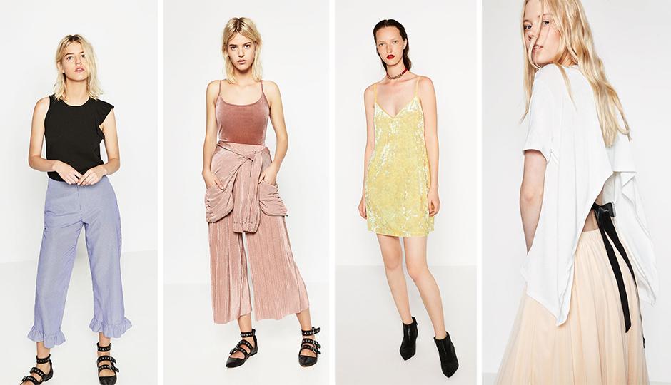 mall stores for summer fashion zara