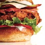 Best of Philly Fried Chicken Sandwich at Samwich | Photo by Jason Varney