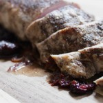 Recipe: Cherry-Balsamic Pork Tenderloin