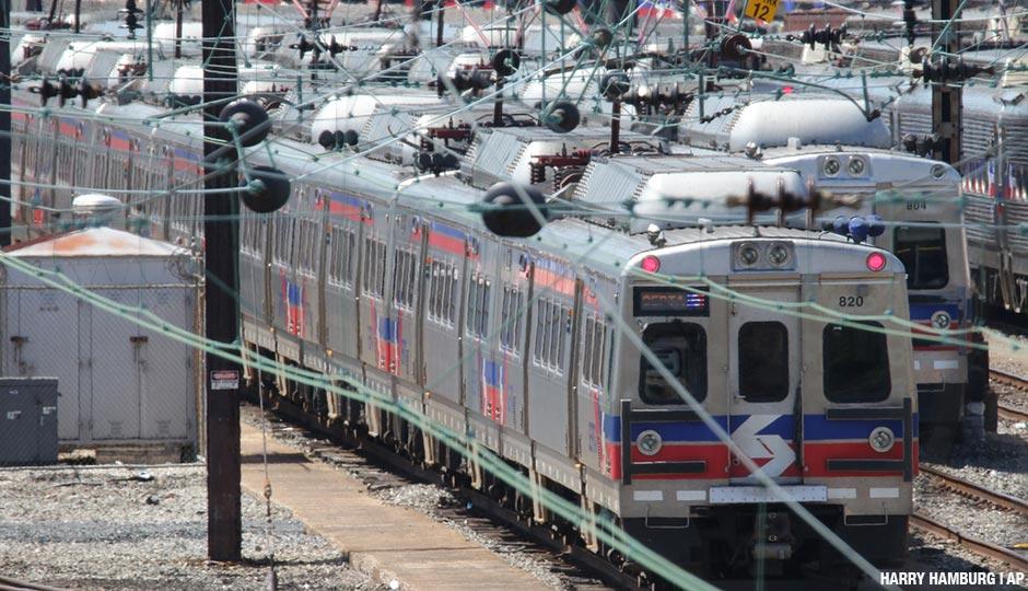Septa Silverliner Vs To Begin Returning To Service In