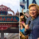 Atlantic City - Trump Taj Mahal - Hillary Clinton