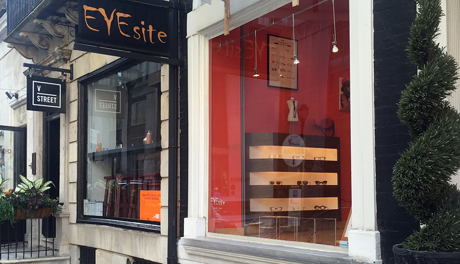 V Street will take over the EYEsite building on 18th Street.