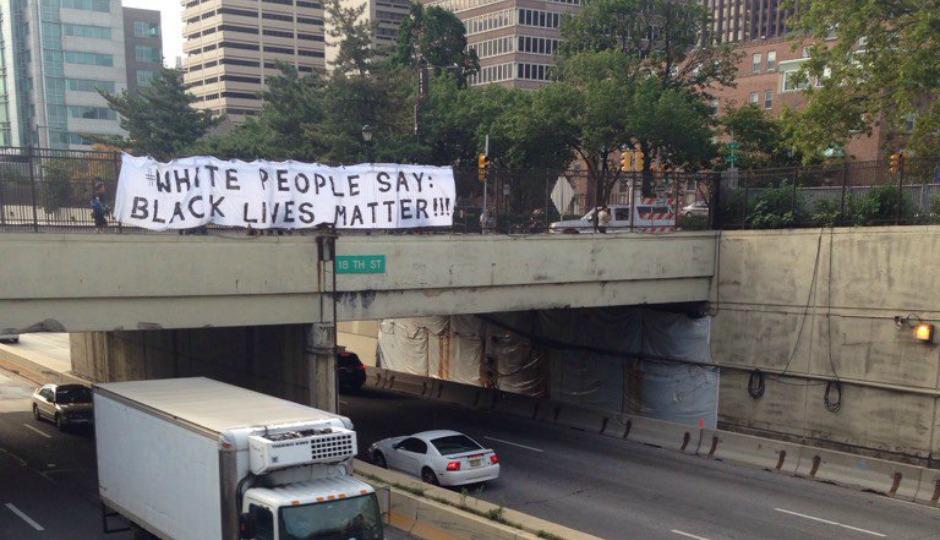 White People Say: Black Lives Matter