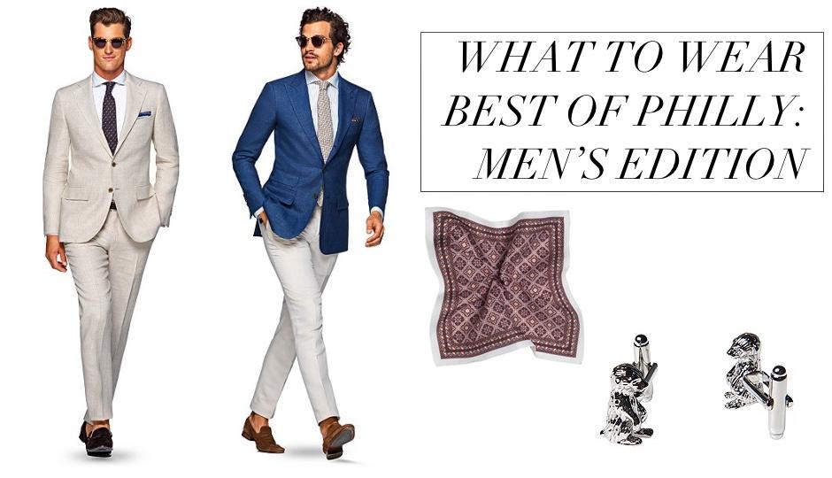 Images via Suitsupply | Suit 1, Suit 2, Pocket Square, Cufflinks