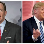 Pat Toomey and Donald Trump | Photo Credit, L to R: AP Photo/J. Scott Applewhite, AP Photo/Andrew Harnik