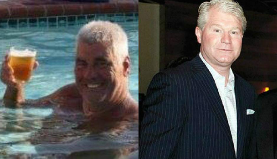 L: Frank Keel (Photo via Keel's Facebook) R: John Dougherty (Photo by HughE Dillon)