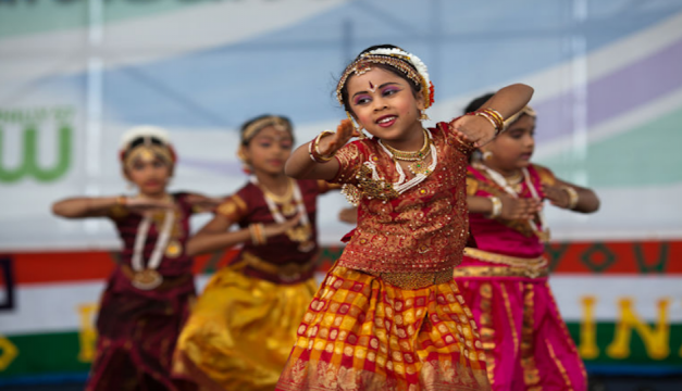 The PECO Multicultural Series' Festival of India is Saturday. Photo by Douglas Bovitt