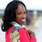 Jackie Joyner-Kersee, the newly-named spokeswoman for Comcast's Internet Essentials program.
