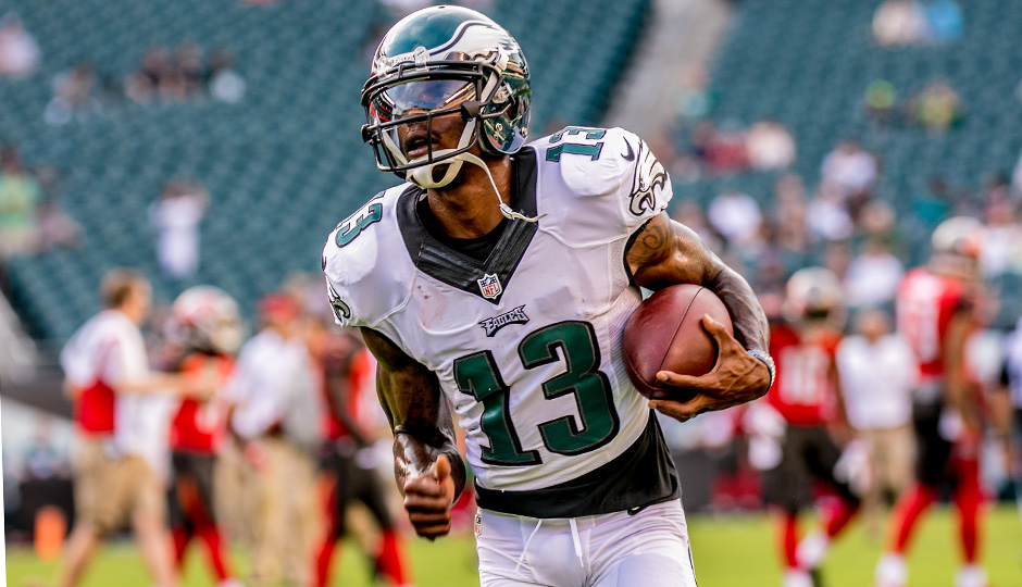 Former Eagles WR Josh Huff Signs With Buccaneers Practice Squad