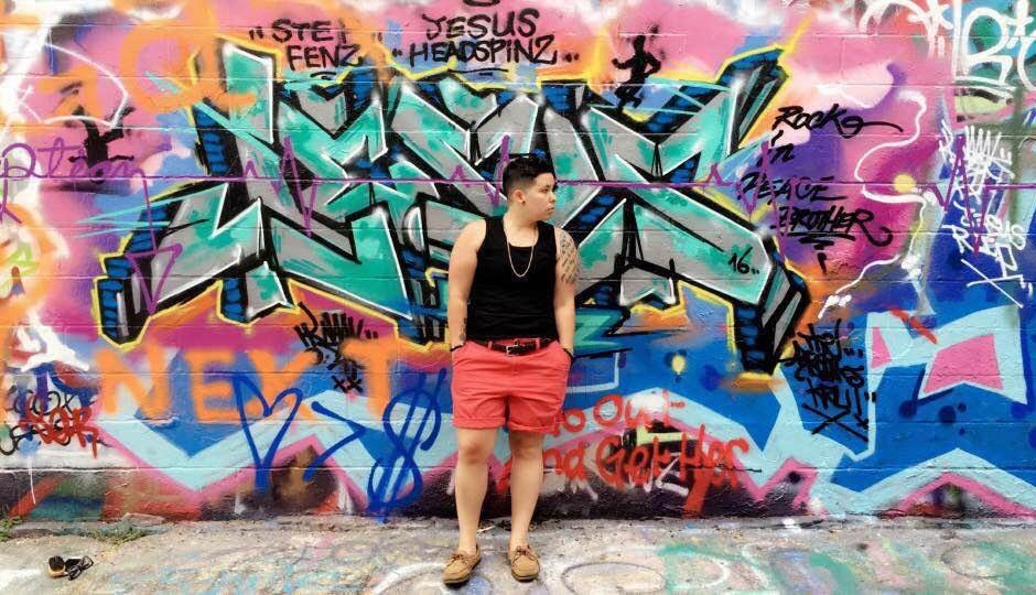 Nikki Lopez. Photograph by Amy Perez