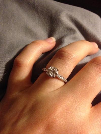 Julia's ring!